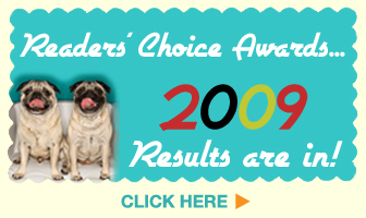 Readers choice awards winner